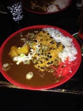 Natto_curry